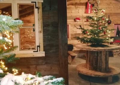Weihnachten in der Lederhosn Alm